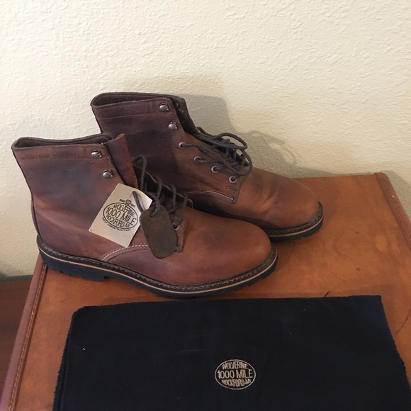 ce867c49d7f NWT Wolverine 1000 Mile DUVALL Boot NWT